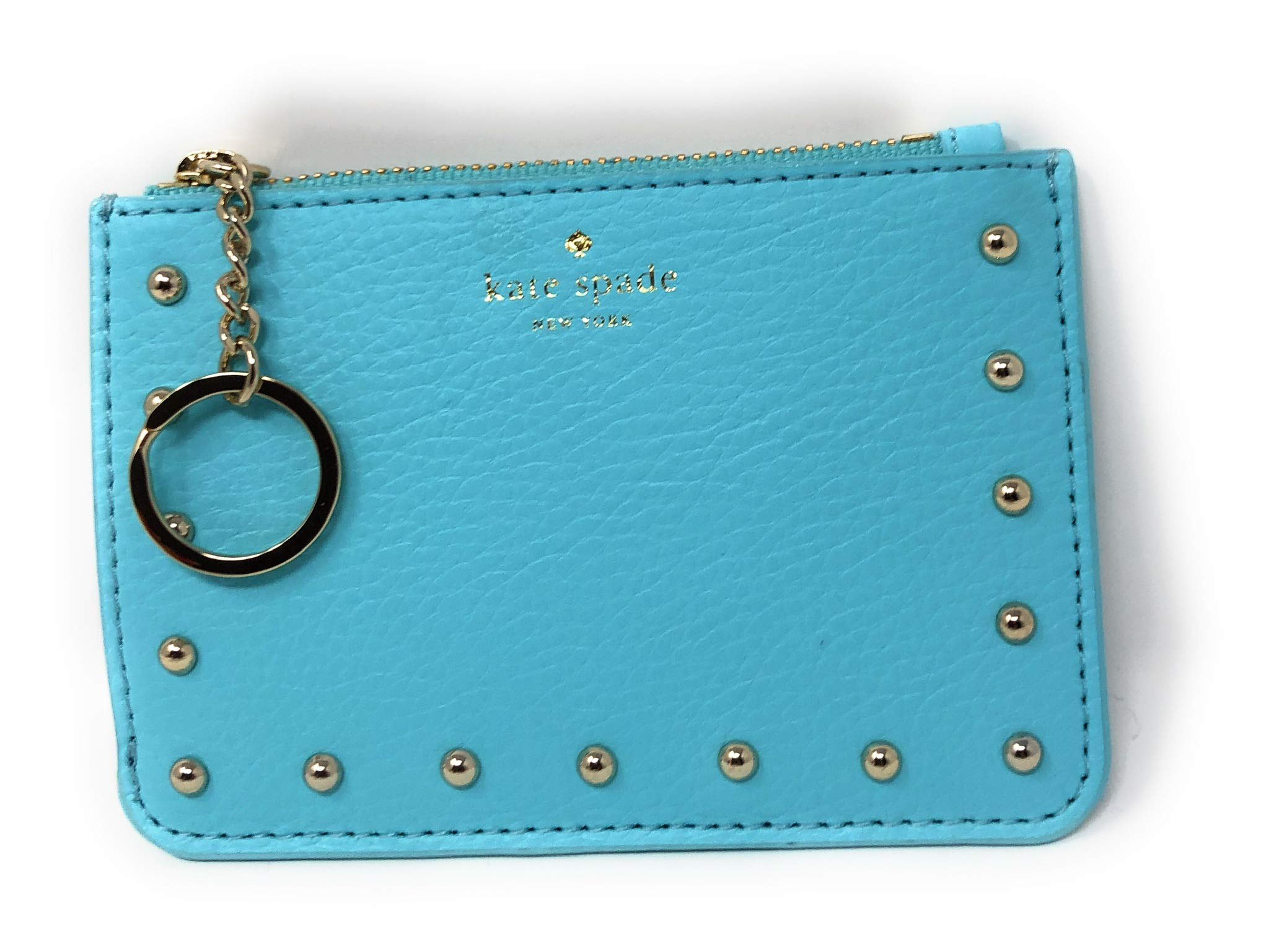 Kate Spade New York Sanders Place Bitsy Card Case Wallet Key Ring