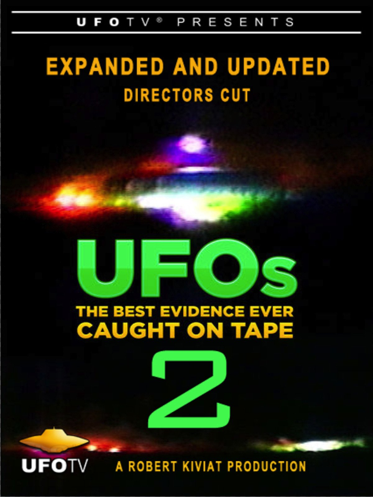 UFOs: Best Evidence Ever Caught On Tape Part 2