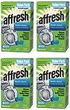 Affresh Washer Machine Cleaner, 4 Pack (6-Tablets, 8.4 oz)