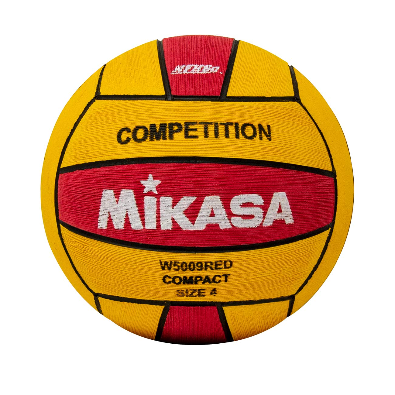 Mikasa w5009red Pelota de competición, Color Rojo/Amarillo, Talla ...