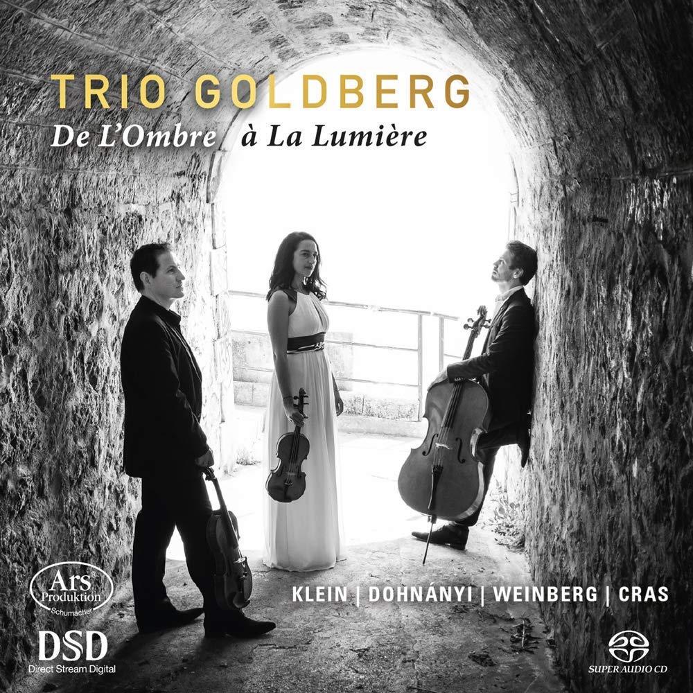 SACD : TRIO GOLDBERG - De L'ombre A La Lumiere (Hybrid SACD)