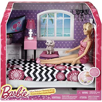 Perfect Barbie Bedroom Set Design