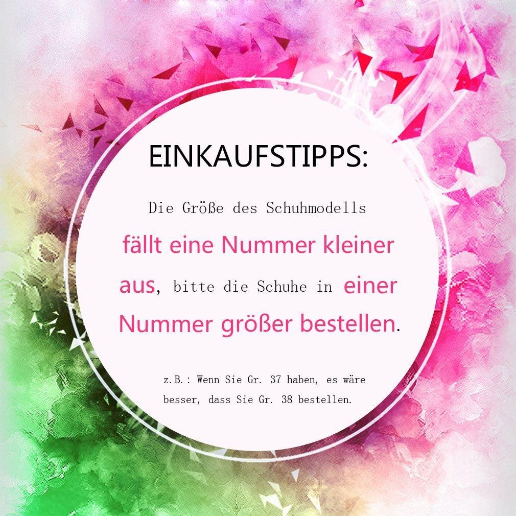 7f349ee785ec ... Solshine Damen mit Fashion Plateau Schnürer Sneakers mit Damen  Keilabsatz Walkmaxx Schuhe Fitnessschuhe Pink 8 4f8902 ...