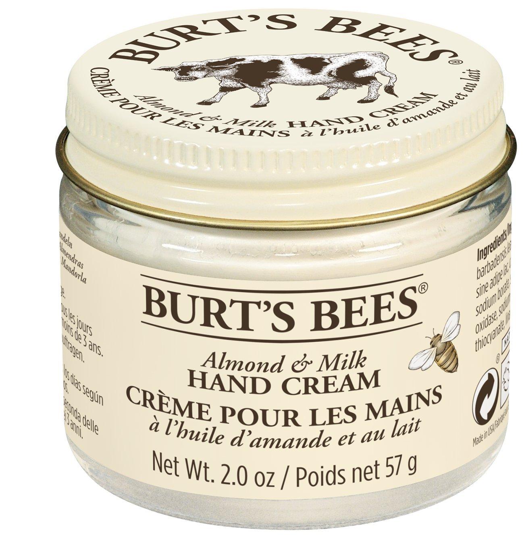 Burt's Bees Almond & Milk Hand Cream, 2 Oz : Hand Creams : Beauty