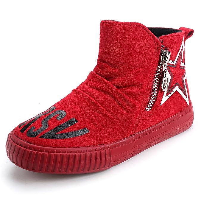 Sneakers rosse per unisex Alexis Leroy 2ZvGd2fCc