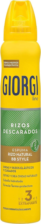 GIORGI Line Espuma Bb Style - Espuma, 200 ml