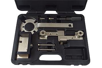 Tool Hub 9864 - Juego de Bloqueo de Motor de Gasolina para Ford y Volvo 2,5 (Euro 4): Amazon.es: Coche y moto