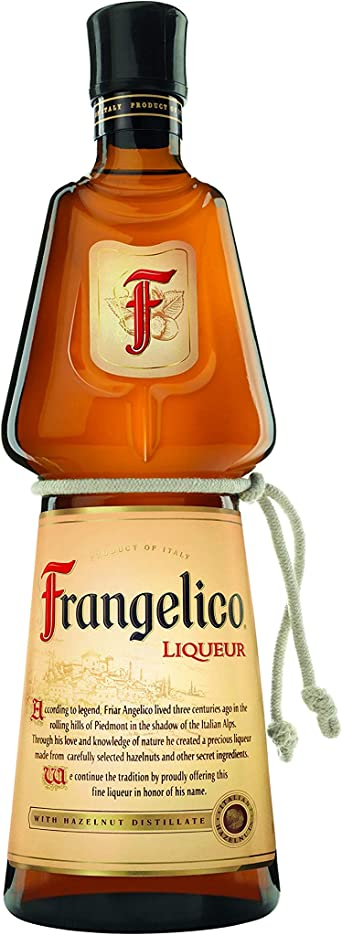 Frangelico Licor de Avellanas, 0.7L
