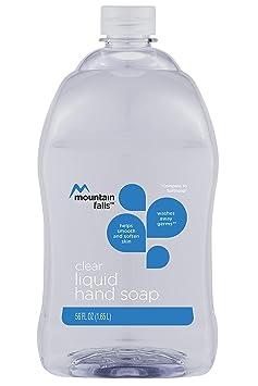 Review Mountain Falls Liquid Hand