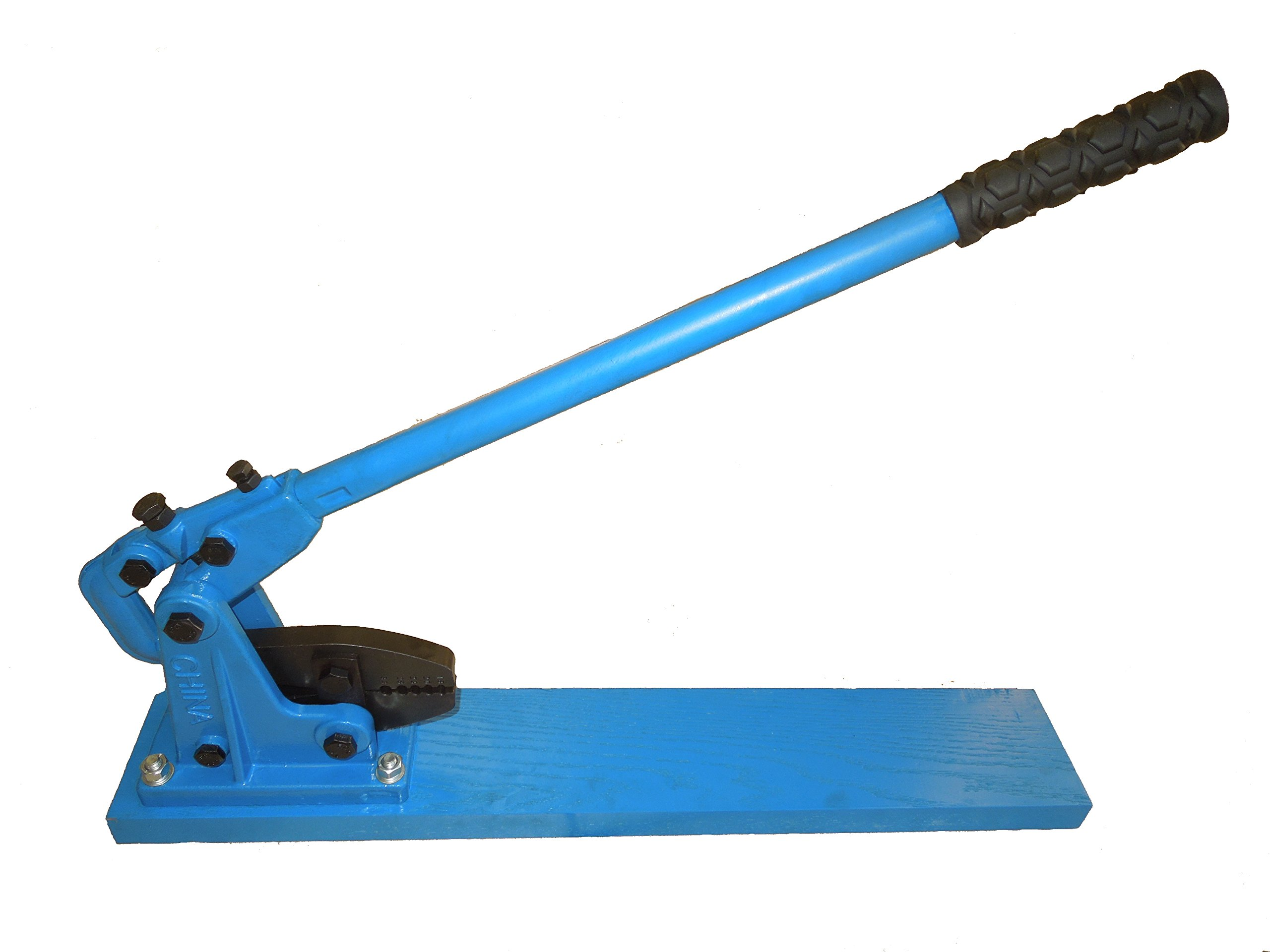 Commercial Fishing Bench Crimper ''Big Blue'' by EAT MY TACKLE