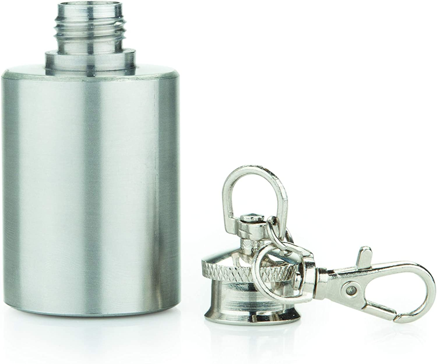 Foster & Rye 4369 Keychain Flask, One Size, Key Chain