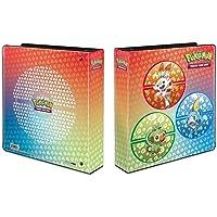 Ultra Pro E-15353 2 Inch Album-Pokemon Zwaard & Schild Galar Starters