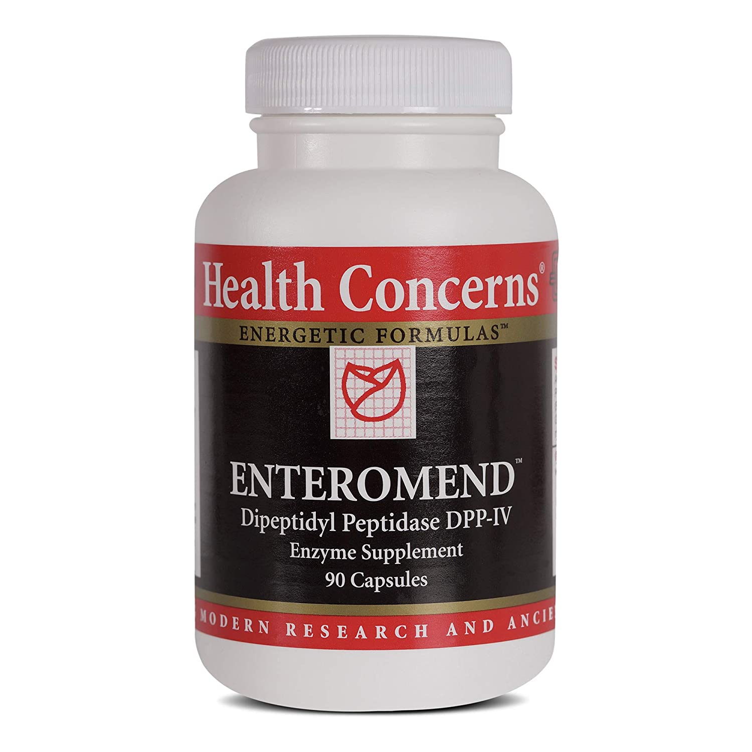 Health Concerns - Enteromend - DPP-IV Chinese Enzyme Formula and Supplement - Treats...