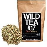 Organically Grown Yerba Mate Herbal Tea With Cinnamon and Orange Peel, Wild Tea #17 Cin-O-Mate by Wild Foods (2 ounce)