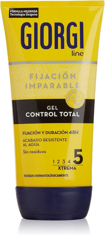 Georgi Line - Control total 5 - Gel fijador - 150 ml