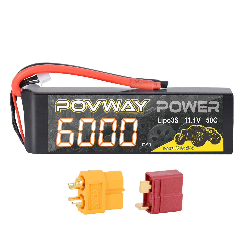 Bateria Lipo 11.1v 6000mah Rc Povway