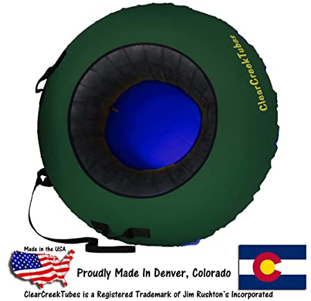 ClearCreekTubes Colossal Snow Tube and Cover Combo