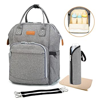 Diaper Bag Multi-Function Travel Backpack Nappy Bags