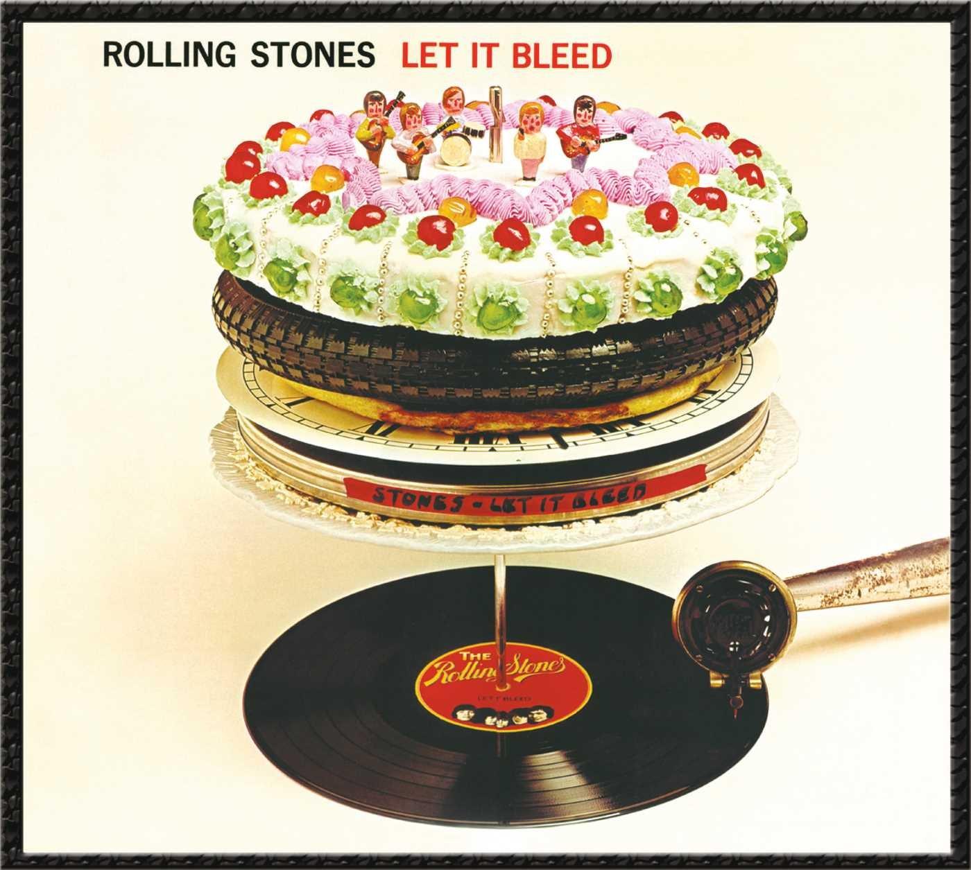 Let It Bleed (Dsd) [Vinyl] by Universal International