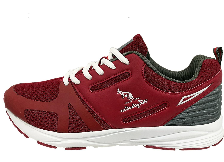 Australian Herren Gymnastikschuhe rot grau B07BB3JS97 Sport- & Outdoorschuhe Charakteristisch