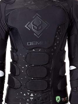 d1fd429bb83 Demon Black Flex-Force X D30 V3 Snowboarding Protection Jacket ...