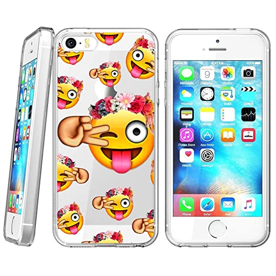 Amazon Com Personalized Emoji Wallpaper For Girls Iphone Se