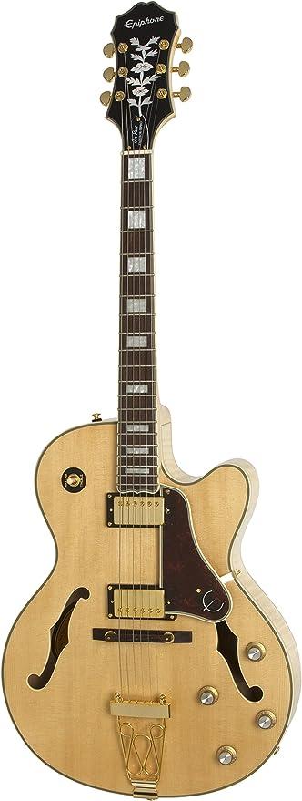 Epiphone Joe Pass Emperor-II PRO - Guitarra eléctrica, color ...