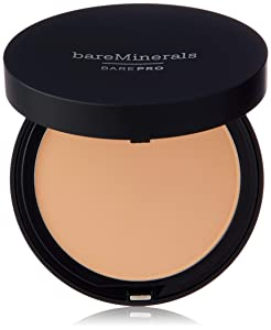 bareMinerals Barepro Performance Wear Powder Foundation, Aspen, 0.34 Ounce