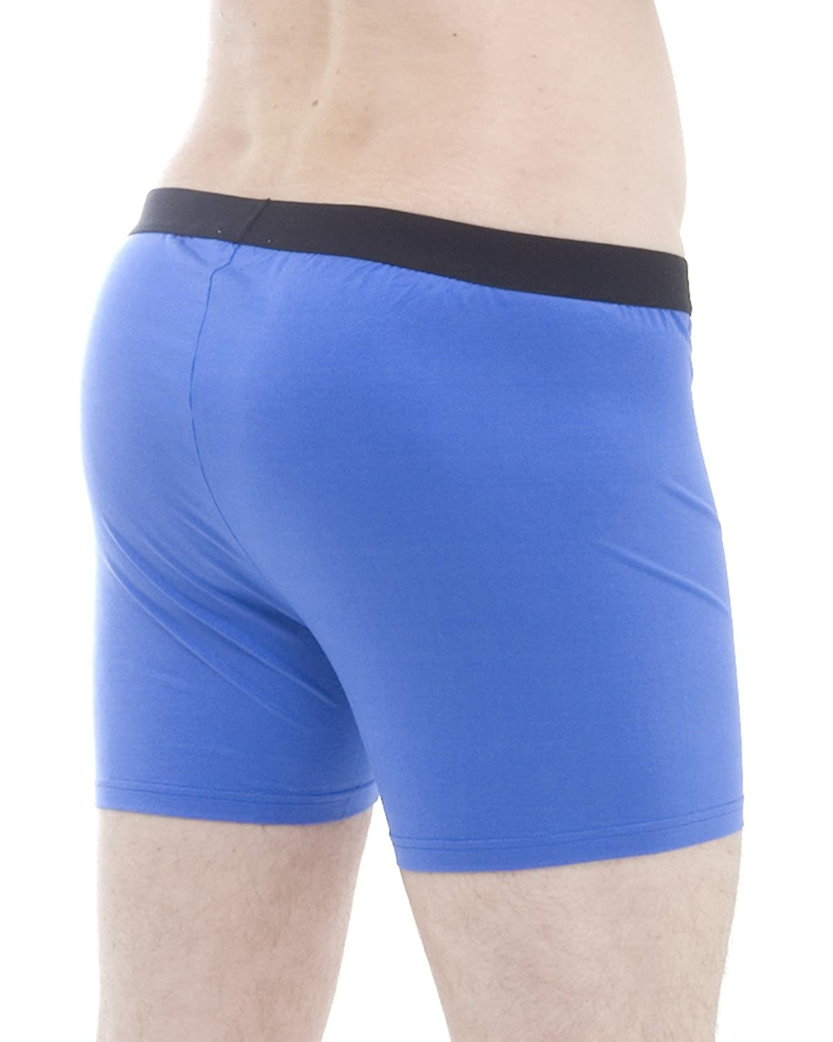 Set of 3 silk spandex trunks Multi-Pack.