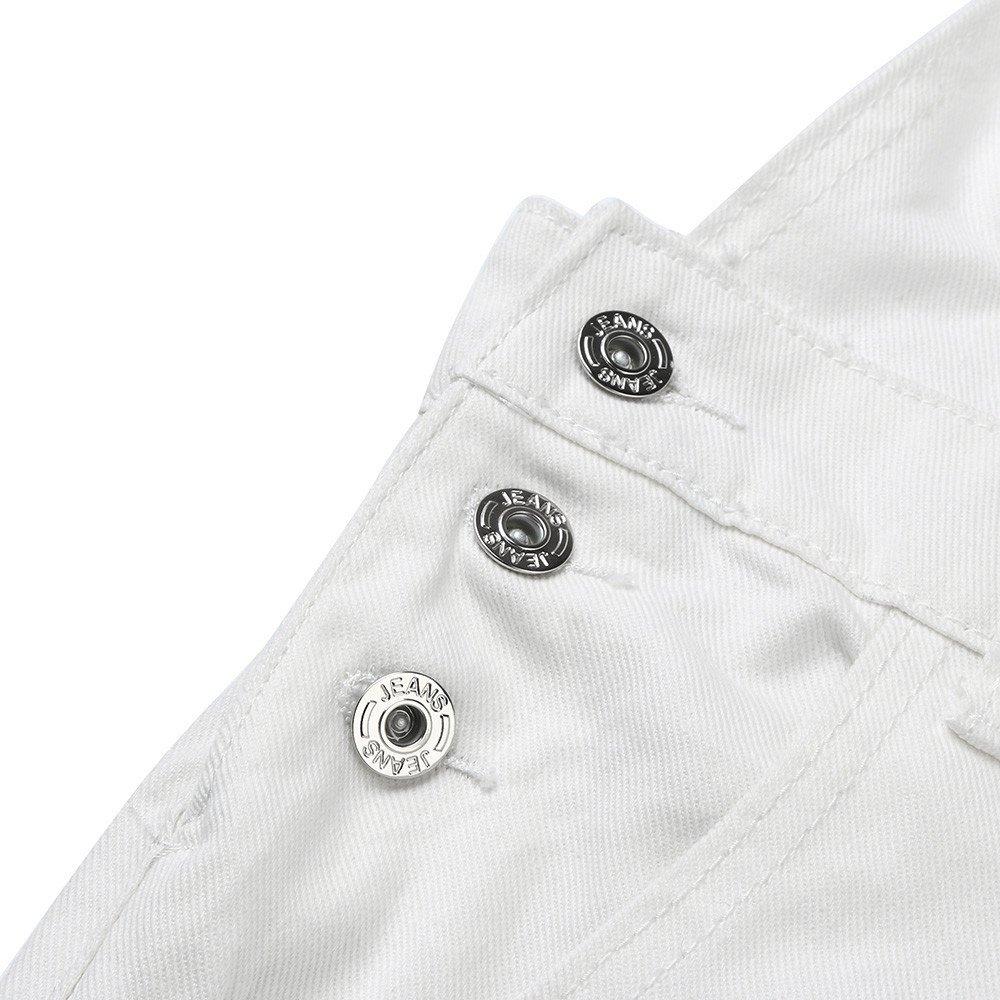 Homebaby Loose Pantaloni Jeans Donna Salopette Lunga Denim Senza Maniche Tute con Tasche Cotone Ragazza Loose Monopezzi E Tutine Estive Tuta Sportiva Jumpsuit Donna Eleganti Completo