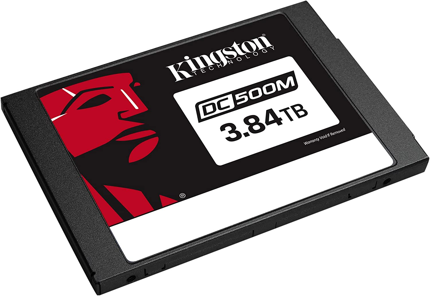 "Kingston Data Centre DC500M, SEDC500M/3840G, Enterprise Drive a Stato Solido - SSD 2.5"" 3840 GB"
