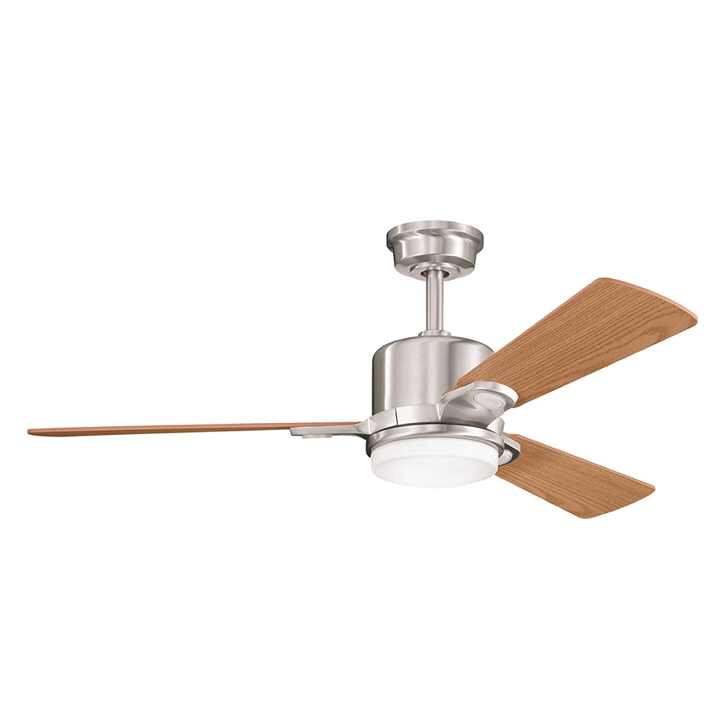 Kichler Lighting BSS Celino 48IN Ceiling Fan Brushed