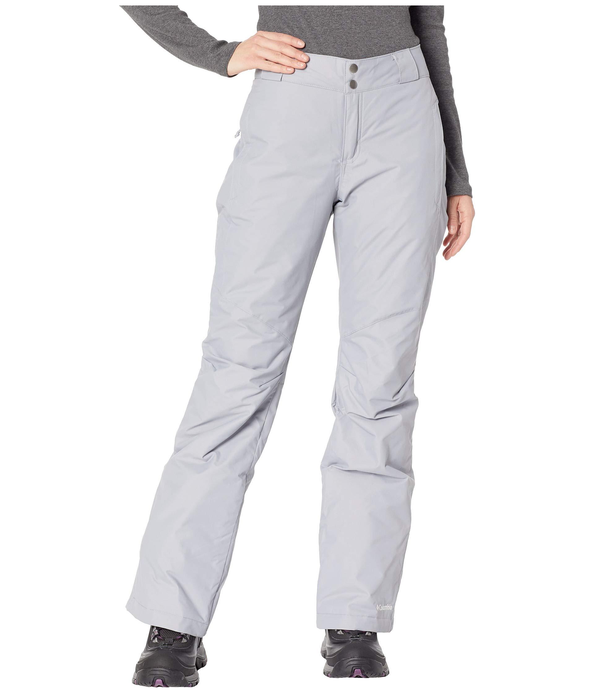 Columbia Bugaboo Ii Pants, X-Small x Regular, Astral