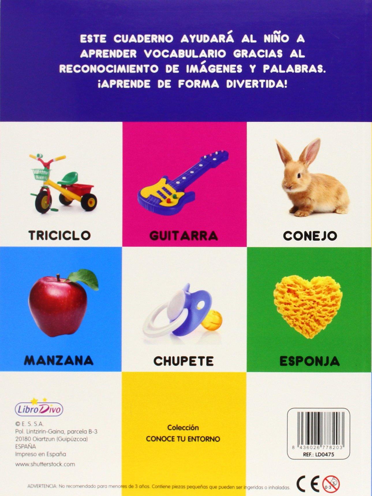 CONOCE TU ENTORNO - LIBRO DIVO: 8436026778203: Amazon.com: Books