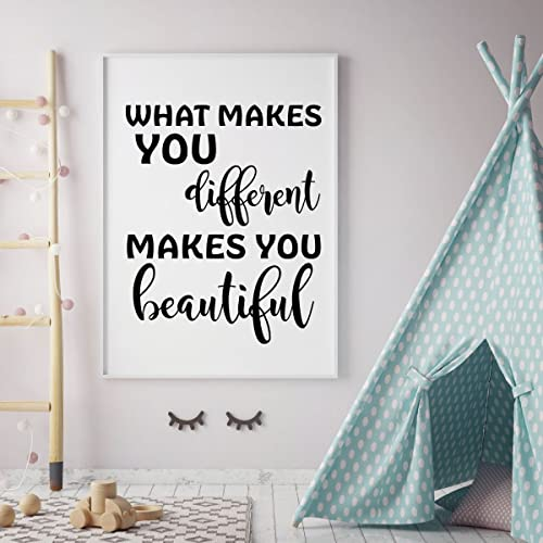 Amazoncom Wall Decal For Children What Makes You