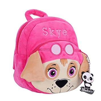 0284c7841e0e Kids Backpacks Mini School Bag 3D Toddler Zoo Packs Cute Animal Baby Bag  Kindergarten Nursery Bag