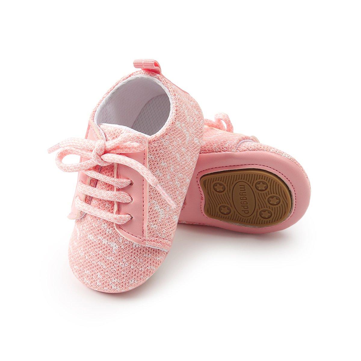 Meckior ユニセックスベビー B07B656N2W 0-6 months A-pink A-pink 0-6 months