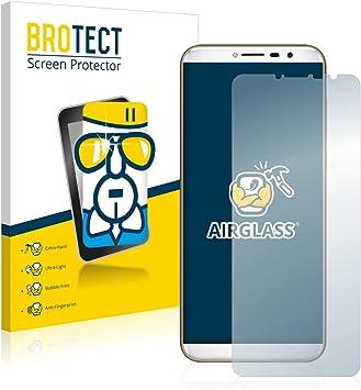 BROTECT Protector Pantalla Cristal Compatible con Cubot X18 ...
