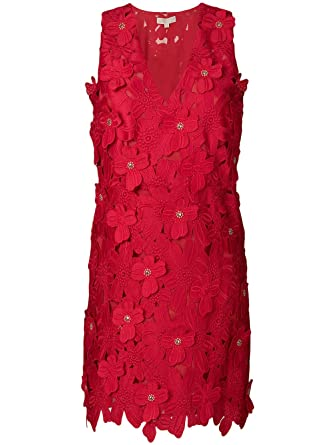 9c6002ddfc6a Michael Kors Floral Lace Dress