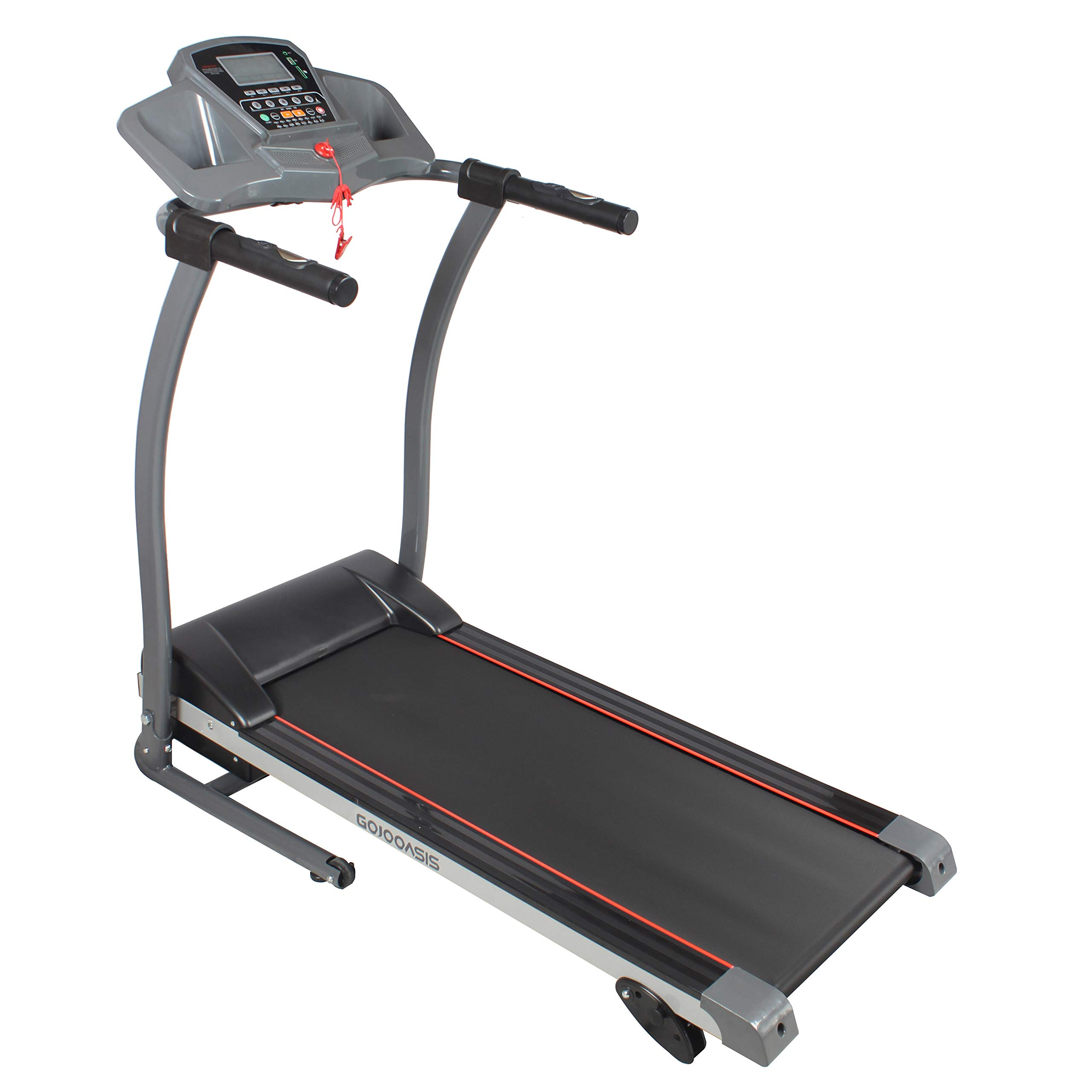 GOJOOASIS Folding Treadmill 2.0HP Motorized Running Exercise Machine w/Incline by GOJOOASIS (Image #1)