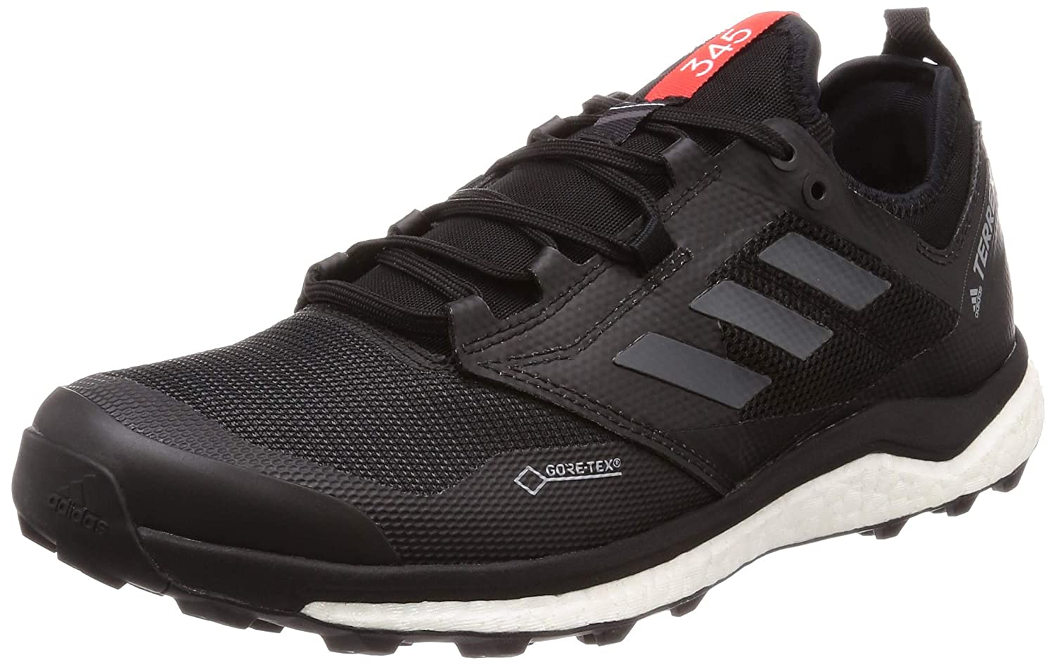 7809f5a1d065 adidas Men s Terrex Agravic Xt GTX Nordic Walking Shoes Black   Amazon.co.uk  Shoes   Bags