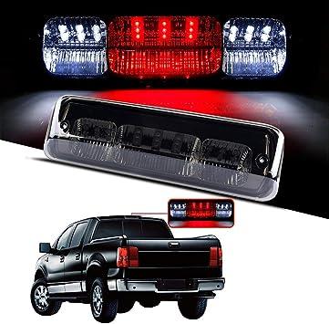 For 2004-2008 FORD F150 BLACK HOUSING LED THIRD 3RD BRAKE LIGHT CARGO LAMP BAR