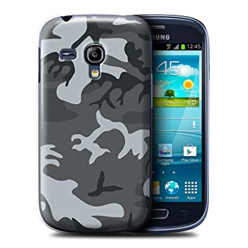 eSwish Carcasa/Funda Dura para el Samsung Galaxy S3 Mini ...