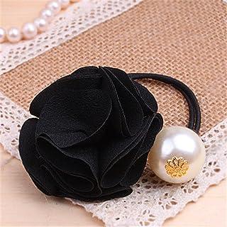 Youmei® Elegante e Atmosferica Perla Rosa Capelli Corda per Le Donne
