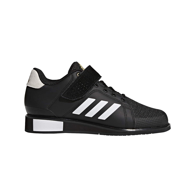 Noir blanc Matte or Adidas Chaussures Athlétiques 46.5 EU