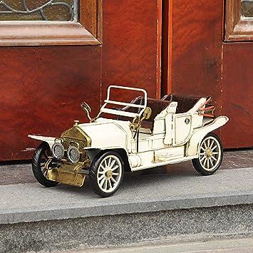 Enjoyable Amazon Com Syfo Car Toy Model Retro Iron Classic Car Model Download Free Architecture Designs Scobabritishbridgeorg