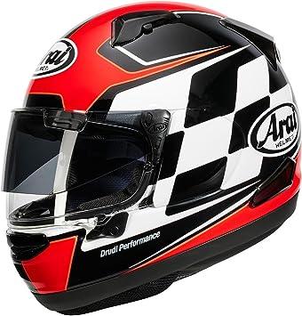Amazon.es: Arai chaser-x Full Face casco de moto motocicleta tapa - acabado rojo