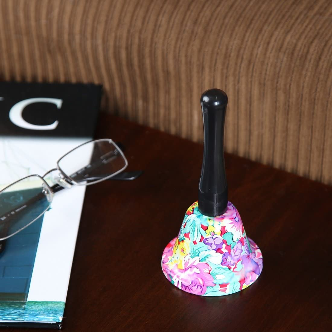 Floral call bell