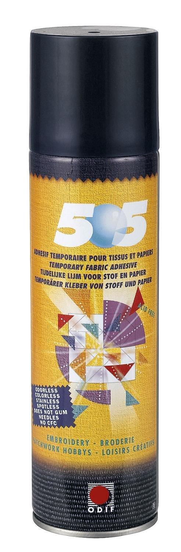 ODIF - Spray adesivo temporaneo 505 da 250 ml B0051F7930