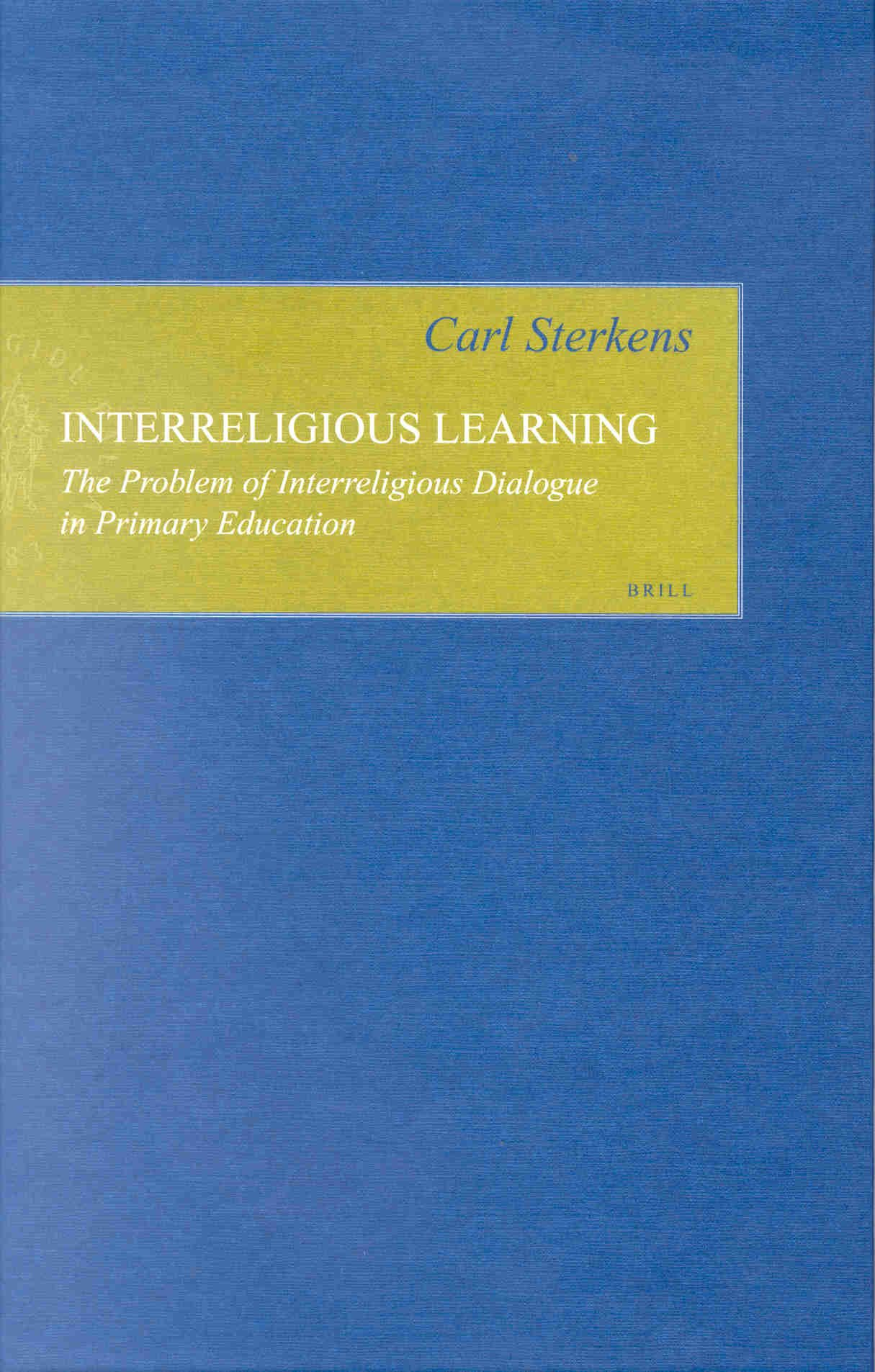 Read Online Interreligious Learning: The Problem of Interreligious Dialogue in Primary Education (Empirical Studies in Theology) pdf epub